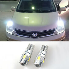 Mazda BT-50 Front park lights Canbus error free white SMD LED bulb w5w 194 168