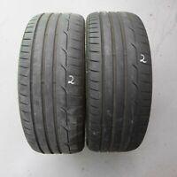 2x Dunlop SP SportMaxx RT MO 225/45 R18 95Y DOT 4518 Sommerreifen 5 mm