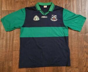 Bray Emmets Club Wicklow GAA Jersey oneills 2XL EUR 8/9