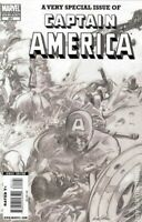 Captain America #601 Gene Colan Sketch Variant (2009) Marvel Comics