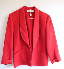 Veste 100 % laine vierge WEINBERG Paris Made In France Vintage