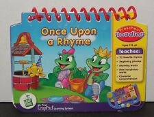 Leap Frog My First LeaPad  Once Upon A Rhyme Book Only