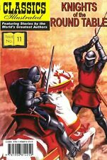UK Classics Illustrated #11 - Knights of the Round Table - Sept. 2009, new copy!
