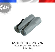 NiCd 700mAh Replacement Shaver Battery for Philips Philishave HQ HS series