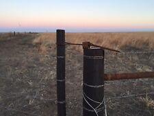 Barbed Wire Gate Latch