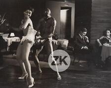 LA NOTTE Nuit STRIP-TEASE CLUB Danse Mastrioanni ANTONIONI Moreau Photo 1961