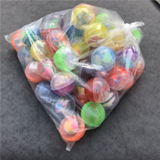 50 Packs of Toy Vending Machine Round Capslues Filled with Random Toys 50 MM