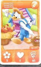 Carte Mickey Mouse & Friends - n° 48 - Donald Duck - Ferme - 2012