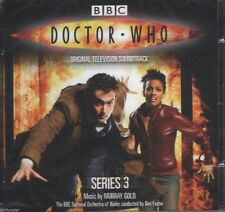 Doctor Who: Series 3  CD Original TV Soundtrack Murray Gold