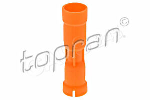 Engine Oil Dipstick Funnel Tube Fits AUDI 100 C3 SEAT VW 4A C4 1978-2010