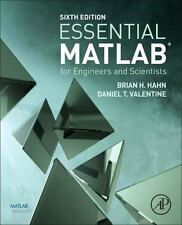 ESSENTIAL MATLAB FOR ENGINEERS AND SCIENTISTS - HAHN, BRIAN H./ VALENTINE, DANIE