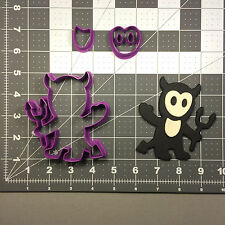 Halloween - Devil 101 Cookie Cutter Set