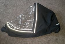 Genuine Silver Cross Surf Seat Unit Raincover Zip Faulty Fit Surf 1,2,3