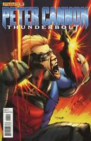 Peter Cannon: Thunderbolt #4 Cover B Comic Book - Dynamite