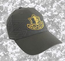 Zahal - IDF Emblem OD Green Ball Cap