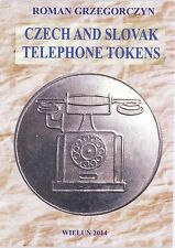 """""""Czech and Slovak Telephone Tokens"""" 2014 - tokens catalogue -more on ebay.pl"""