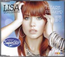 LISA WOHLGEMUTH / HEART BREAKER * NEW SINGLE CD 2013 * NEU * DSDS