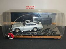 CORGI M+S JAMES BOND 007 FILM MOVIE SILVER ASTON MARTIN DB5 DIECAST MODEL CAR