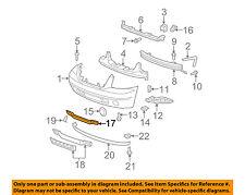 GMC GM OEM 07-14 Yukon XL 1500-Grille-Lower 15893975