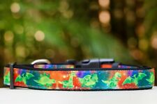 Dinosaur Dog Collar / Australian Made