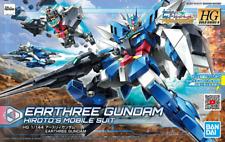 Bandai HG BD R 01 Build Divers Re Rise Earthree Gundam Plastic Model Kit