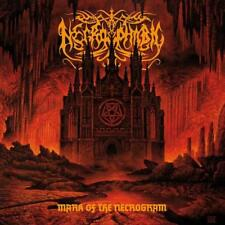NECROPHOBIC - Mark of the Necrogram CD, NEU