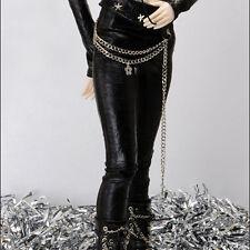 "Dollmore  1/3 BJD 22"" doll clothes   SD SIZE- Blackguard Girl Half pants"