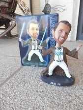 RARE Ben Zobrist Jedi Zo Star Wars Tampa Bay Rays MLB Bobblehead Bobble Cubs MVP