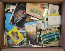 U.S. and Worldwide Postcard Lot (400-600) Lot 77
