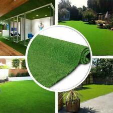32.8 x 6.56 ft Artificial Turf Synthetic Grass High Density Large Mat Lawn