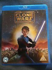 Star Wars - The Clone Wars - BLU RAY
