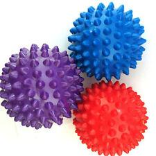 Pvc Hedgehog Fitness Ball Sports Recovery Massage Yoga Back Arm Legs Feet