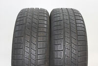 2x Continental CrossContact Winter 215/65 R16 98H M+S, 6,5mm, nr 8459