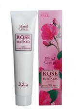 Bulgarian Rose Hand cream  with rose water 75ml
