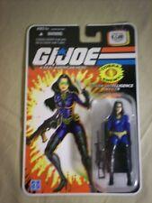 G.I. Joe 25th Anniversary Baroness V10  Figure New   MOC High Grade