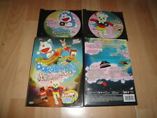 DORAEMON ANIMAL PLANET ANIME EN DVD CON 2 DISCOS Y CAJA DE CARTON EN BUEN ESTADO
