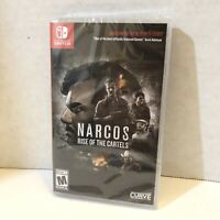 Narcos: Rise of the Cartels, Nintendo Switch *BRAND NEW, SEALED* Free Shipping