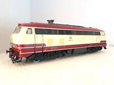 Märklin Locomotora Diésel Escala 1 Br 218 217-8 Número de Artículo 55711 Digital