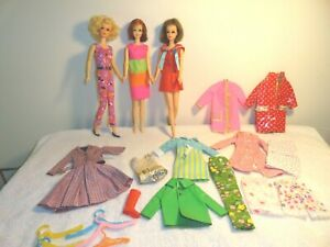Vintage Barbie Casey Goes Casual 1969 Sears Dolls Clothes Some TLC Please Read