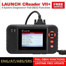 Automotive OBD2Code Reader Diagnostic Tool EOBD Scanner 4System JOBD KOBD 37Cars