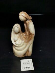 SALE!!!   Ca.18 cm Figuren  Heilige Familie  olivenholz deko bethlehem