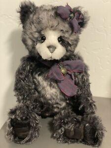 2019 Charlie Bears Limited Edition Bear Foxtrot