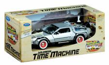 WELLY Retour vers le Futur III - DeLorean 1/24 Voiture