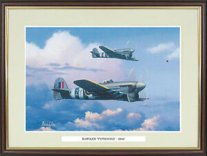 """""""Hawker Typhoons"""" by Barry Price - NGN19"""