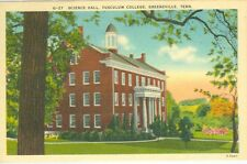 Greeneville, TN The Science Hall, Tusculum College