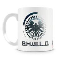 The Avengers S.H.I.E.L.D. Logo Marvel Comics Kaffee Becher Coffee Mug Tasse