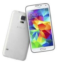 "SAMSUNG Galaxy S5 SM-G900A AT&T 16GB 16MP 5.1"" Smartphone White"