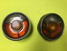 BMW E10 1600 1602 1802 2002 1966 - 1973 Bosch Tail light Set #2 Rücklicht