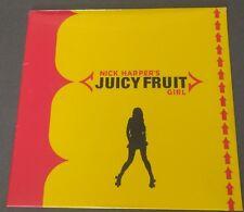 "NEU 10"" INCH VINYL RSD Nick Harper Juicy Fruit Girl Excl. Record Store Day 2013"