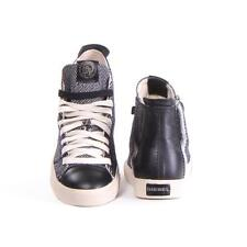 D-Tape Fashion Diesel Shoes Men Black Size 10